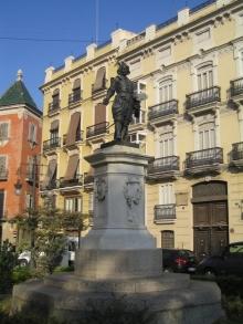 1 Monumento a José de Ribera. Foto FMB