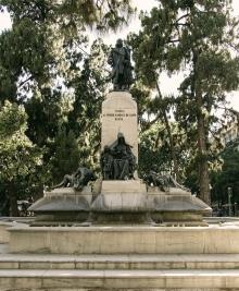 2 Monumento al marqués de Campo. Foto Archivo Casa-Museo Benlliure, Ayuntamiento de Valencia