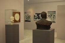 Mariano Benlliure y su legado a Valencia, Sala de exposiciones Casa de cultura Marqués de González de Quirós, Gandia 3
