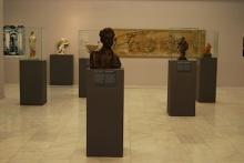 Mariano Benlliure y su legado a Valencia, Sala de exposiciones Casa de cultura Marqués de González de Quirós, Gandia 1