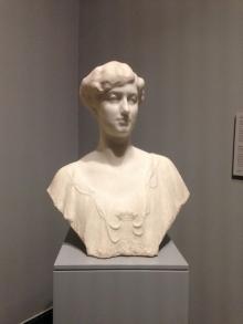 Busto de la duquesa de Canalejas, Museo del Prado. Foto Archivo FMB