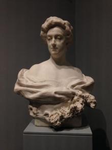 Busto de la marquesa de Amboage, Museo del Prado. Foto Archivo FMB