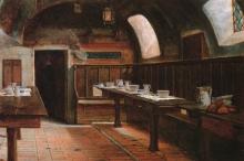 Blas Benlliure, Reflectório de Asis. Museo de Bellas Artes de Valencia