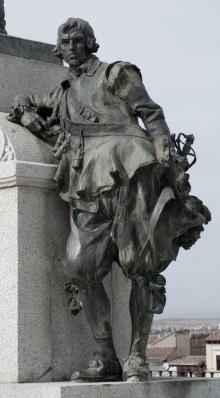 Mtº al Comandante Villamartin: soldado del Tercio-Flandes