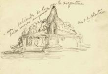 Apuntes para un monumento en Argentina. Archivo FMB