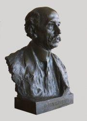Mariano Benlliure, Eduardo Dato, 1915. Colección particular. Foto © Fundación Mariano Benlliure