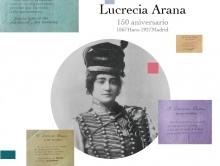 Homenaje a Lucrecia Arana