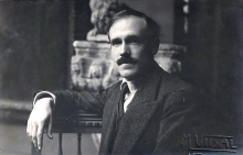 José Benlliure Ortiz (Peppino). Foto Archivo Casa-Museo Benlliure, Ayuntamiento de Valencia