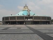 José Luis Benlliure Galán, Nueva Basílica de Guadalupe en México. Foto FMB