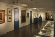 Exposición dedicada a Lucrecia Arana en el Museo de La Rioja de Logroño 1. © AFMB
