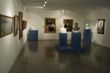 Exposición dedicada a Lucrecia Arana en el Museo de La Rioja de Logroño 2. © AFMB