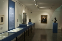 Exposición dedicada a Lucrecia Arana en el Museo de La Rioja de Logroño 3. © AFMB