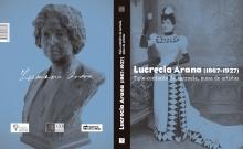 "cubiertas del libro ""Lucrecia Arana (1867-1927). Tiple-contralto de zarzuela, musa de artistas. © AFMB"