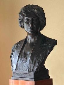 Mariano Benlliure, Lucrecia Arana, 1927. Colección particular. © Archivo Fundación Mariano Benlliure