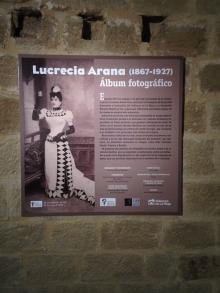 Lucrecia Arana. Álbum Fotográfico. © AFMB