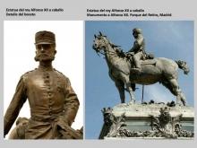 Mariano Benlliure y el Arma de Caballería 2. Foto Archivo Fundación Mariano Benlliure