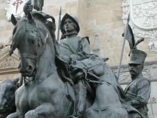 Monumento al Regimiento de Cazadores de Alcántara 2