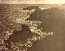 Monet © Fundación Mariano Benlliure