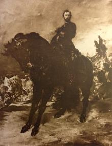 Regnault, El general Prim © Fundacion Mariano Benlliure