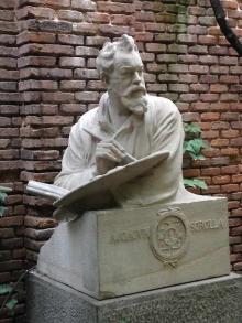 Mariano Benlliure: busto de Joaquín Sorolla, 1932. Foto Archivo Fundación Mariano Benlliure 1932