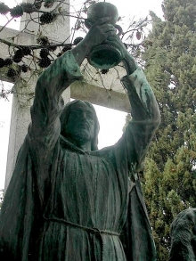 Mariano Benlliure, Parsifal, Mausoleo del Tenor Francisco Viñas © Fundación Mariano Benlliure