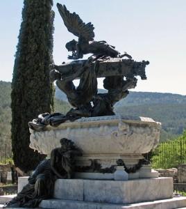 Roncal_Mausoleo Gayarre