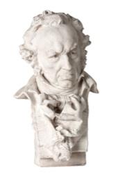Goya_busto mármol