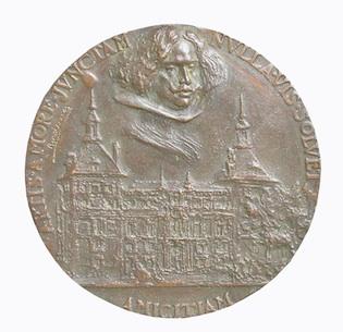 Medalla Inuguración Casa Velázquez 2