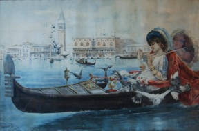 Un paseo por el Gran Canal de Venecia