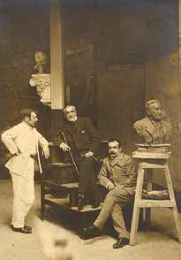 Benlliure-Sagasta y Rivas_1902