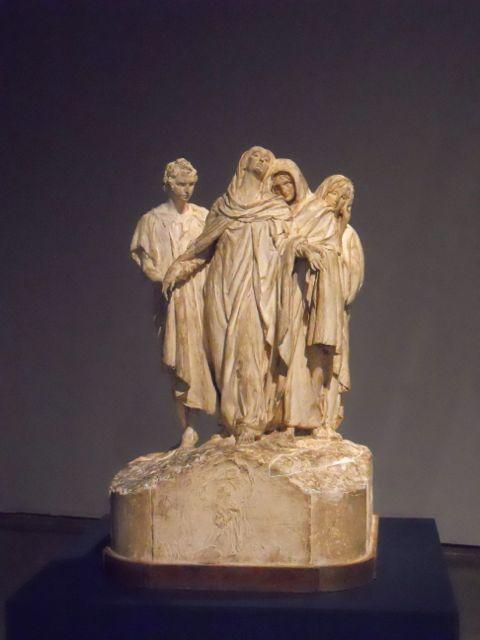 Las tres Marías y San Juan