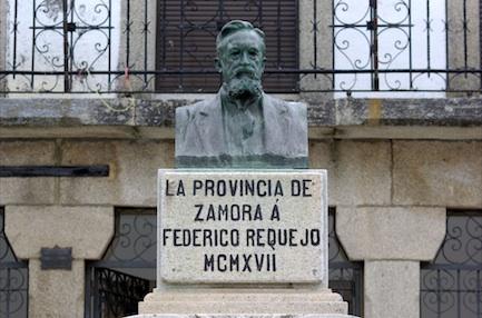 Mtº Federico Requejo en Bermillo de Sayago