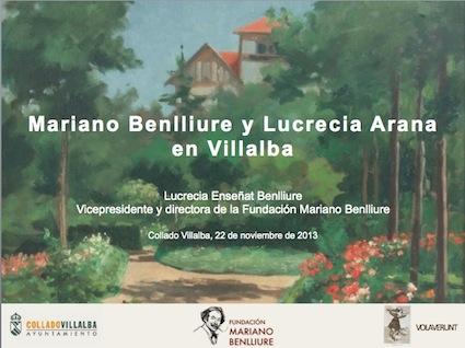 conferencia Villalba