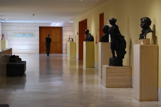 El museo de bellas artes de valencia fundaci n mariano - Galerias de arte en valencia ...
