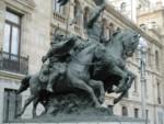 Monumento al Regimiento de Cazadores de Alcántara-2